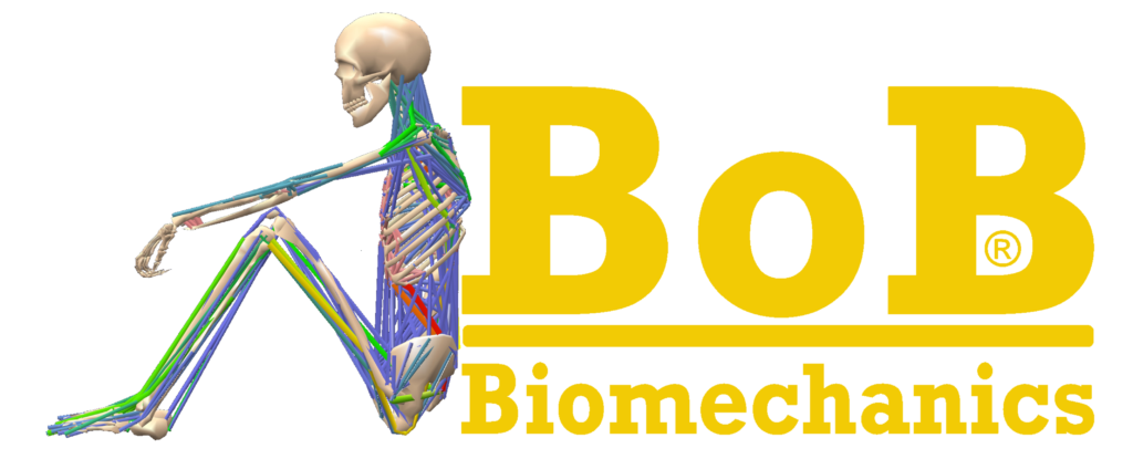 BoB Biomechanics logo